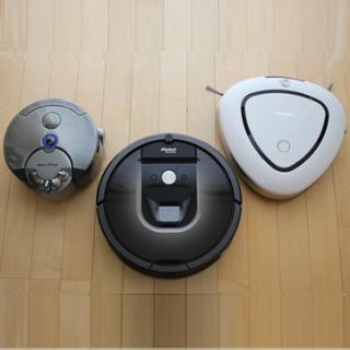 アイロボット とパナソニック  とダイソン.png